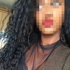 Cœur prendre d'une guyanaise de 26 ans à Roura